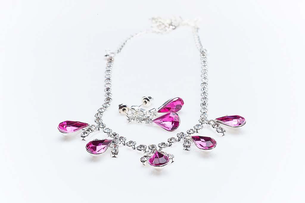 Women's set of jewelry Martina