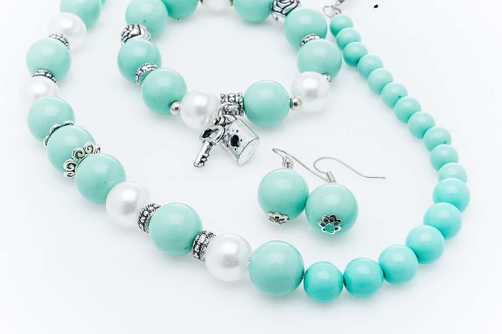 Women's set of jewelry Mayra