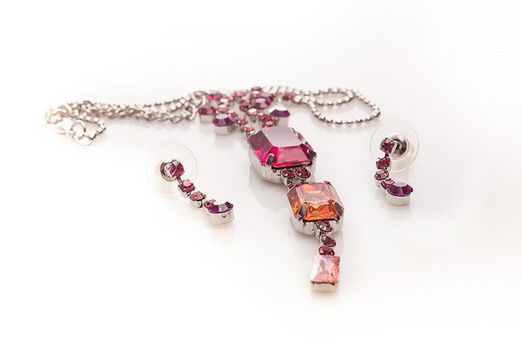 Women's set of jewelry Marzia