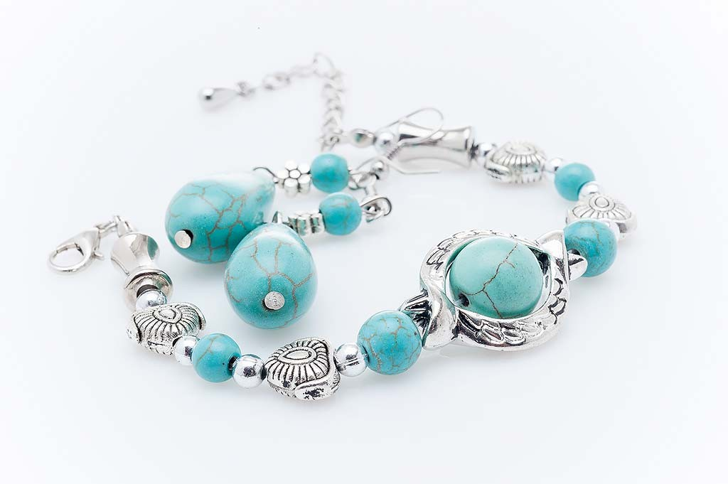 Women's set of jewelry Miriam