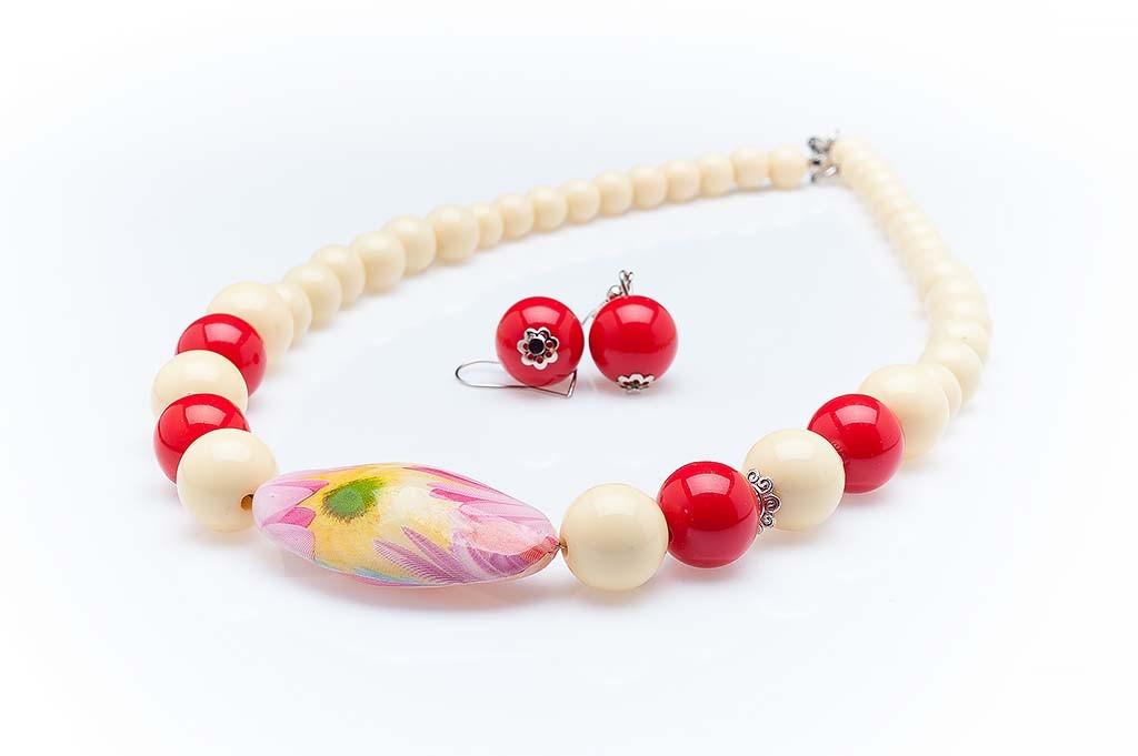 Women's set of jewelry Monica