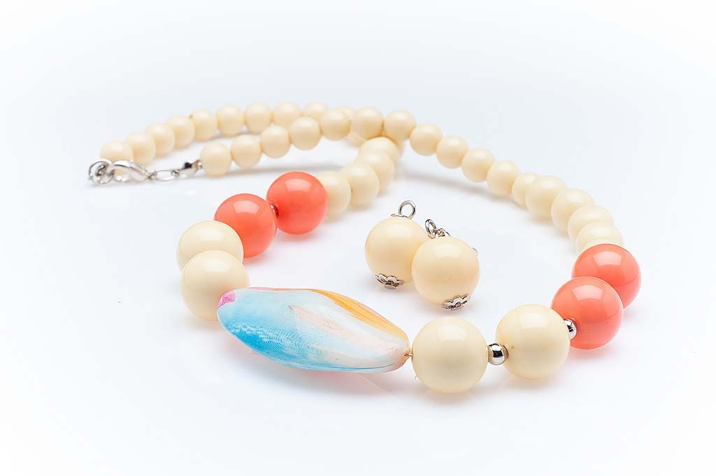 Women's set of jewelry Nadia
