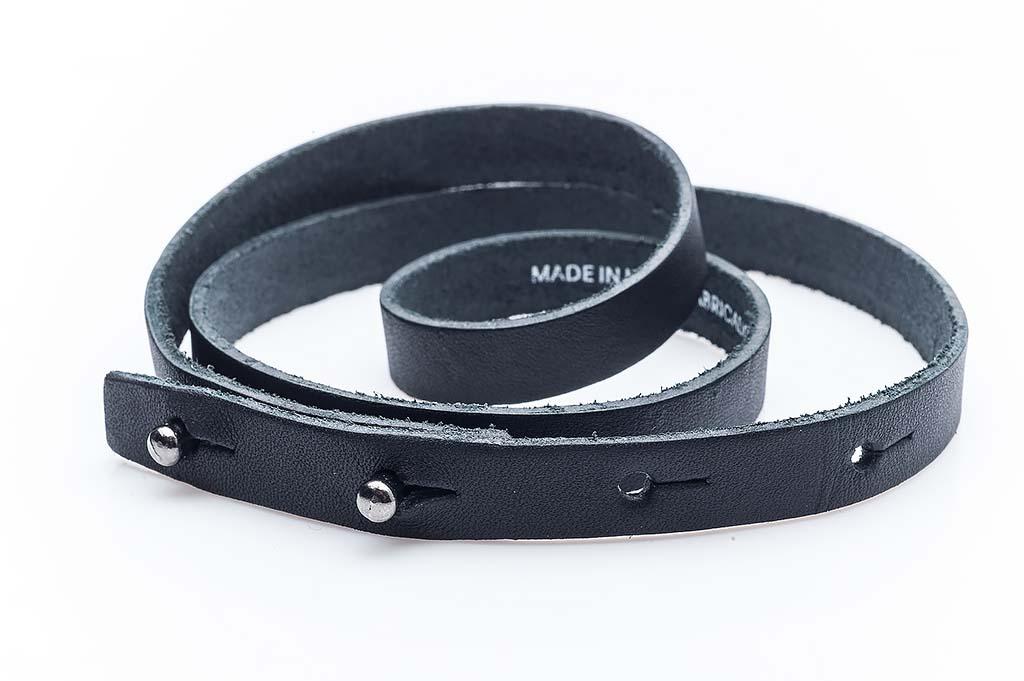 Women's leather bracelet Elizabeth