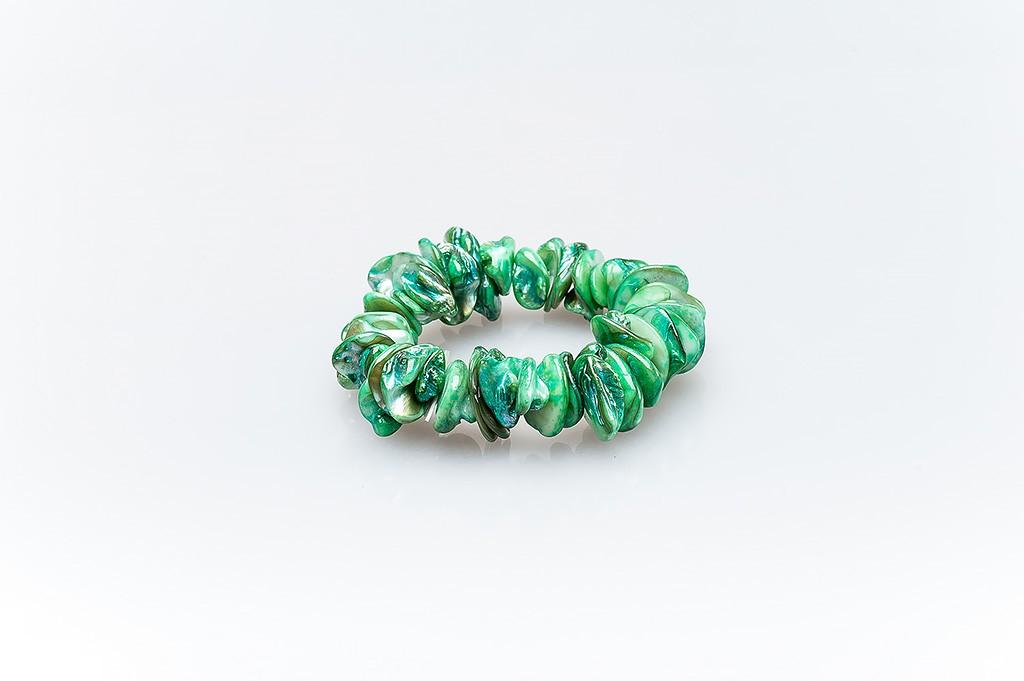 Women's mother of pearl bracelet Luisa