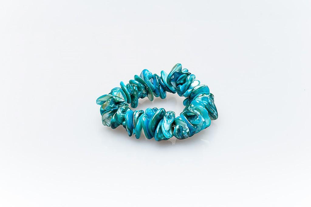 Women's mother of pearl bracelet Maika