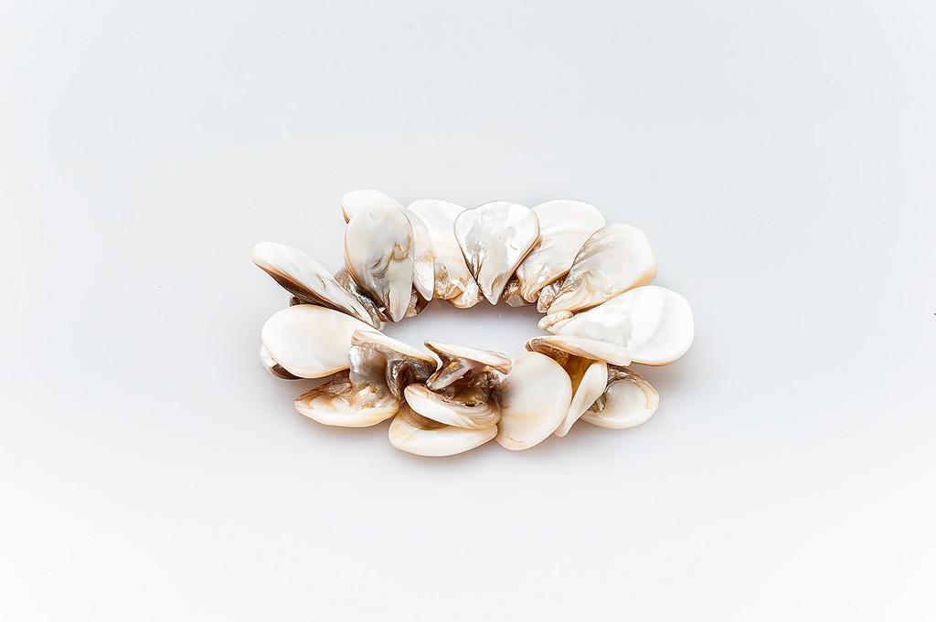 Women's mother of pearl bracelet Margherita