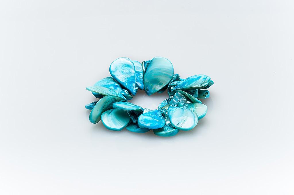 Women's mother of pearl bracelet Mariele