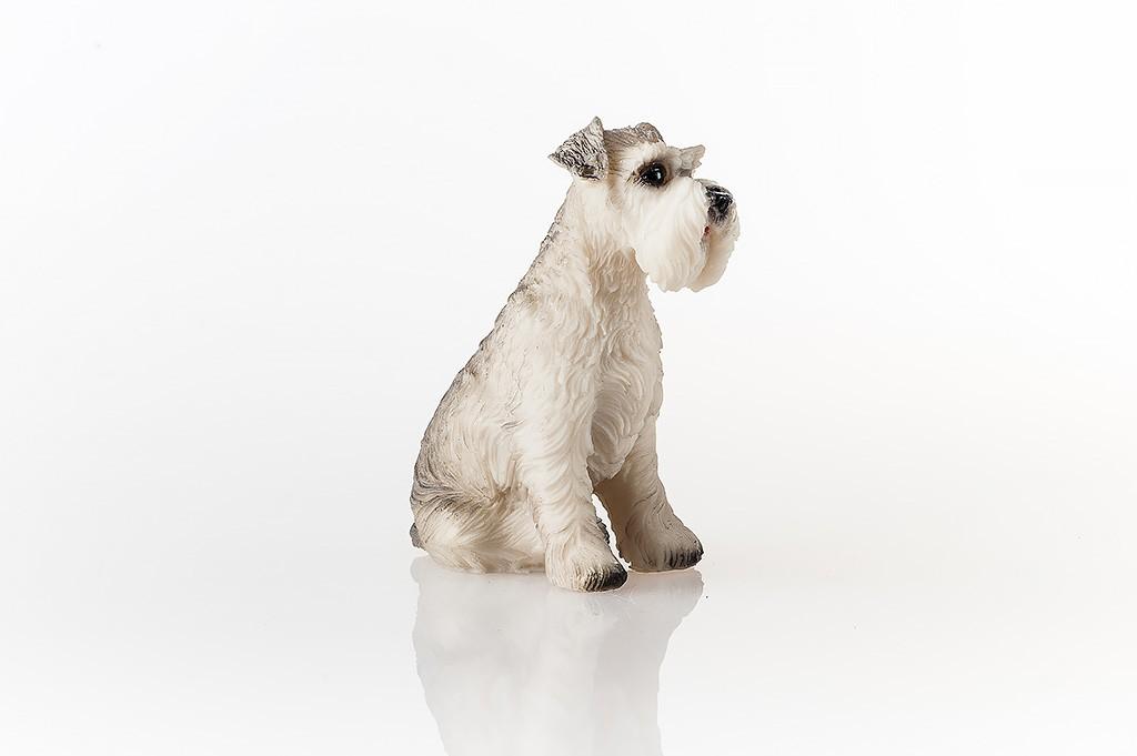 Souvenir dog from ceramics KN-1207000539